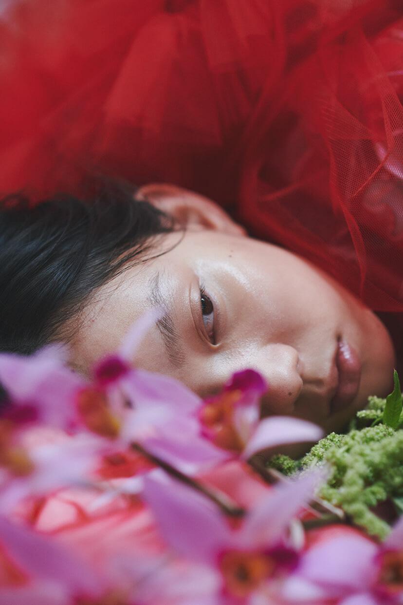 FLOWERING AGE SENA NAKAJIMA メインビジュアル