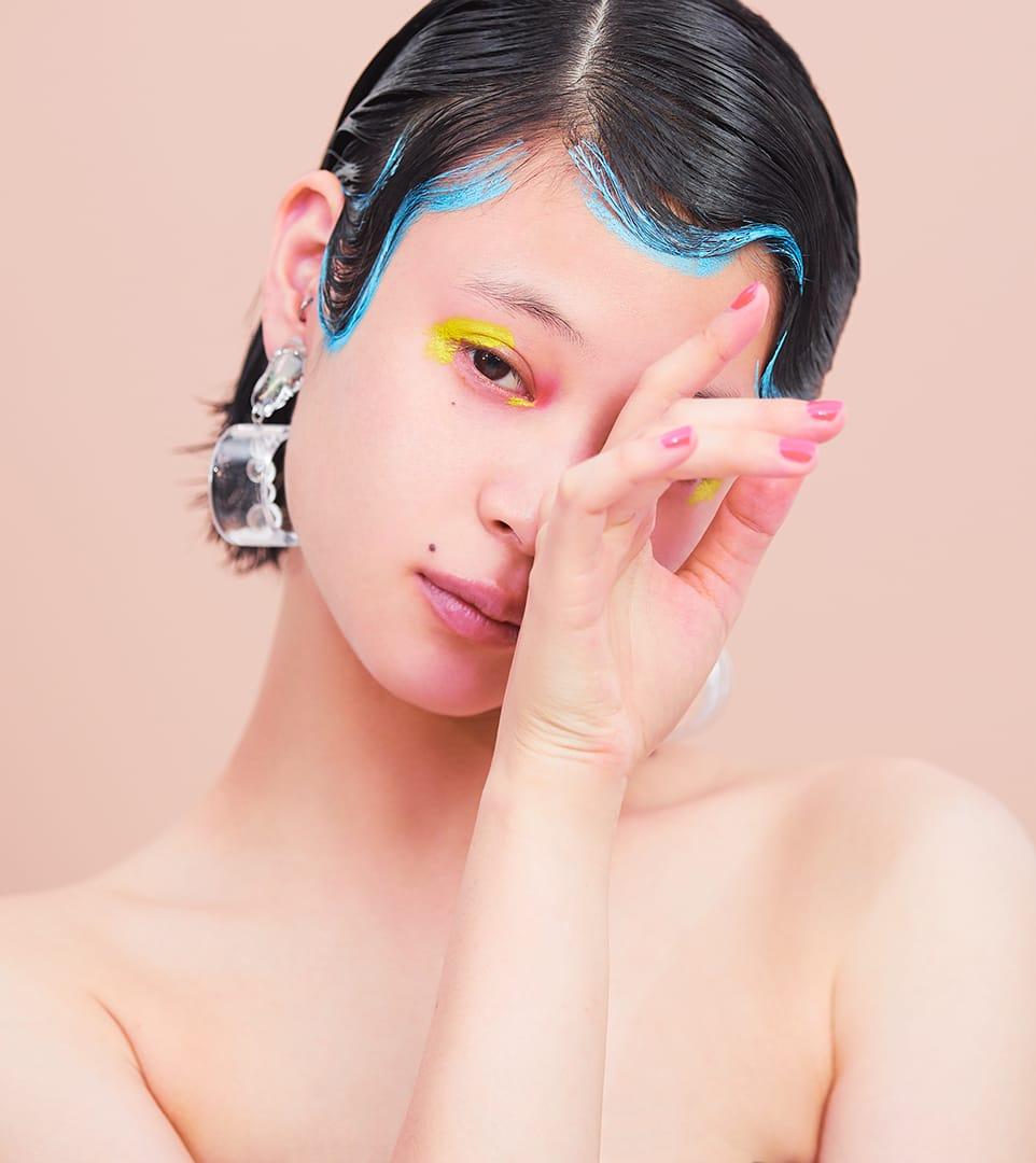 モデル miu(ミユ)